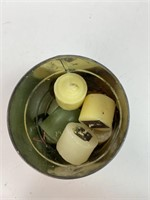 Small Tea Candles