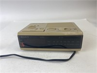Vintage Sony Dream Machine Clock Radio