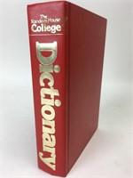 Random House College Dictionary