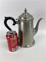 International Silver Company Pewter Teapot