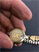 Vintage Bulova 10k Gold Filled Watch