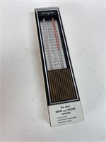 Air Guide Indoor/Outdoor Thermometer