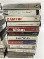 Vintage Cassette Lot