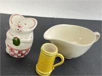 Glassware Lot 8 Pcs