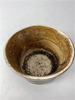 Signed Ute Mountain Tribe Pottery Vase