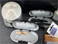 Kirkland Hearing Aids W/ Accessories Mod. KSHA04