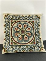 VTG Hand-Stitched Pillow 15x15""