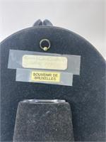 Souvenir De Bruxelles Framed Lace