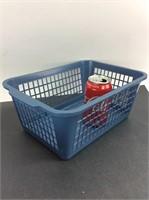 Small Plastic Organization Basket Lot