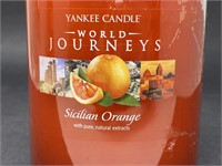 Yankee Candle Sicilian Orange Scented Candle