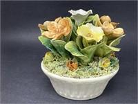 Meiselman Imports Porcelain Flower Art