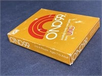 Vintage Uno 99 Playing Card Game