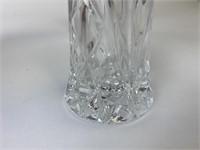 Lenox Crystal Vase Set