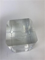 Alaska Hologram Eagle Etched Glass