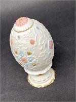 Vintage Lenox Porcelain Egg
