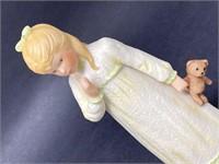 Irene Spencer Hush-A-Bye Goebel Figurine