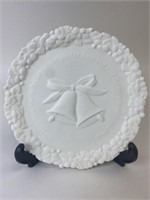 Vintage Fenton Decorative Plate