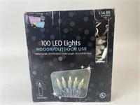 Indoor/Outdoor LED Lights 33 Foot