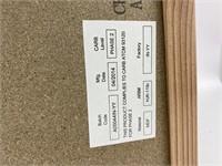 OfficeMax Corkboard with Thumbtacks