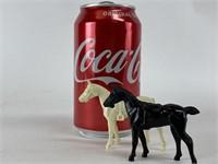 Miniature Plastic Horse Figurines