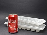 Plastic Ice Tray Set