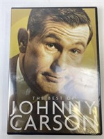Johnny Carson/John Wayne DVD Lot
