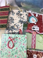 Christmas Holiday Gift Bags