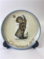 Vintage Hummel Decorative Plate Lot