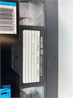 Mixed Classic VHS Tape Lot