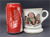 Sweet Adeline Ceramic Shaving Mug