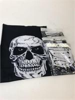 Skull Pattern Multi Functional Headwear