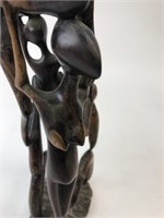 Wooden Statue.