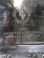 Prestwick Village Ladies Invitational Trophy