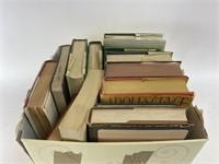 Mix Vintage Book Lot