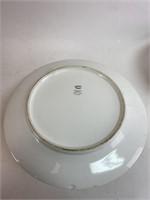 Mixed Haviland & Co Plate Lot