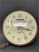 Vintage Franklin Electric Wall Clock