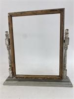 Vintage Wooden Swivel Frame