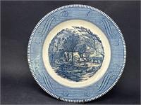 Mixed Ceramic Plates and Bowl Lot