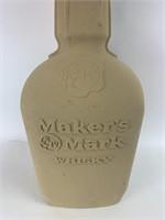 Large Plastic Makers Mark Decorative Bottle
