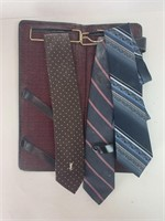 Large Lot of Mixed Brand Men's Ties