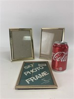Small Metal Frame Lot