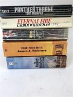 Lot of 5 Novels