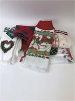 Holiday Kitchen Towels, Etc