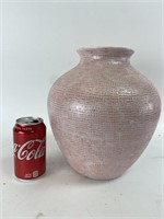 Vintage Hand Painted Chinese Porcelain Urn Vase