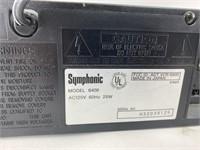 Symphonic VCR Model 6400