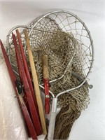Boat/ Fishing Lot- Buoys, Nets and More