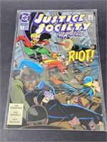 Justice Society of America Comics