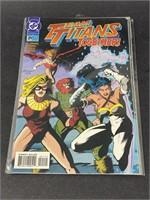 Teen Titans Comics