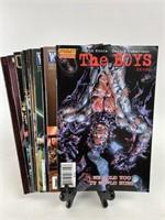 The Boys Comic Series