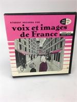Vintage Voix Art Images De France Vinyl Records